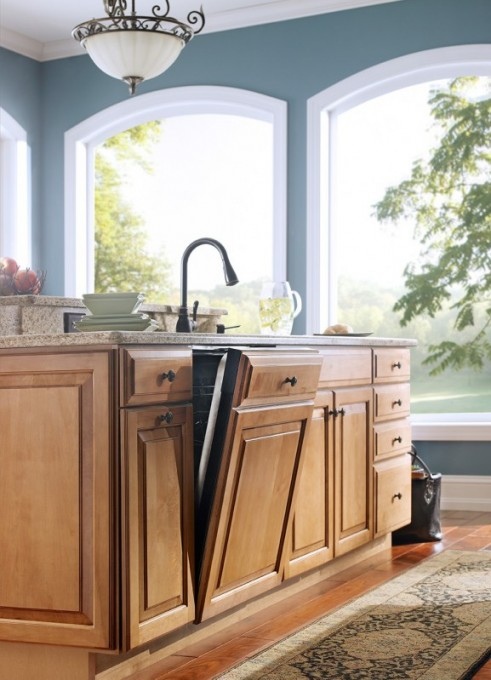Kitchens capital improvement for Capital one kitchen cabinets
