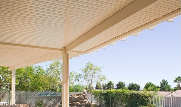 Patio Cover Materials Installation