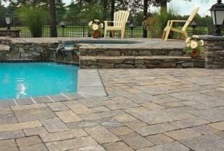 Paving Stone Capital Improvement