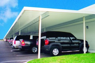 Resident And Commercial Carports