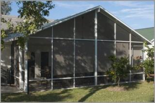 Screen Room Contractor in Louisiana