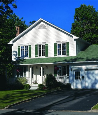 Vinyl Siding from Capital Improvement