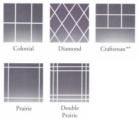 Window Glass And Grids Capital Improvement