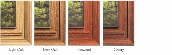 interior window choices