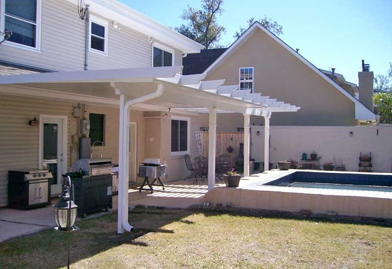 Metairie pergola builder