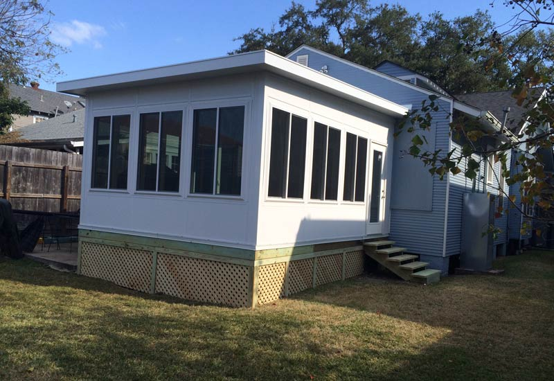 NOLA Sunroom contractors