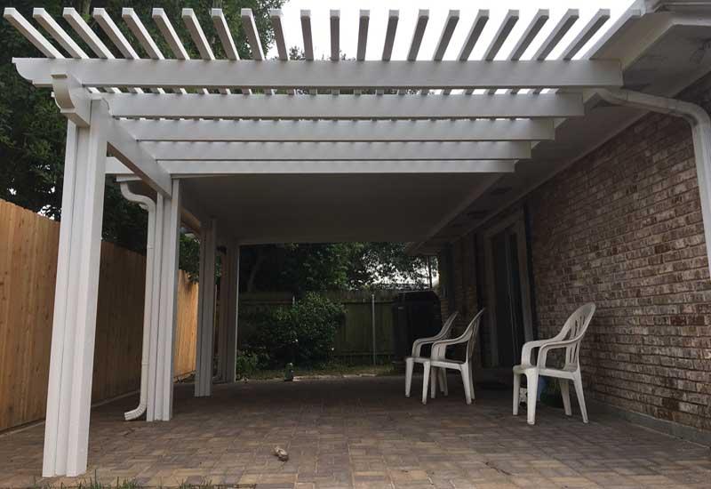 patios and pergolas