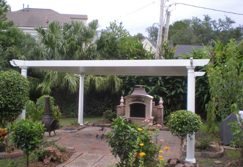 custom made pergolas